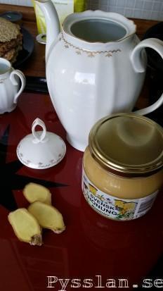 Frukostbröd snabbt enkelt söndagsmorgon lyx Stomp steka bröd ingefärstePysslan blogg