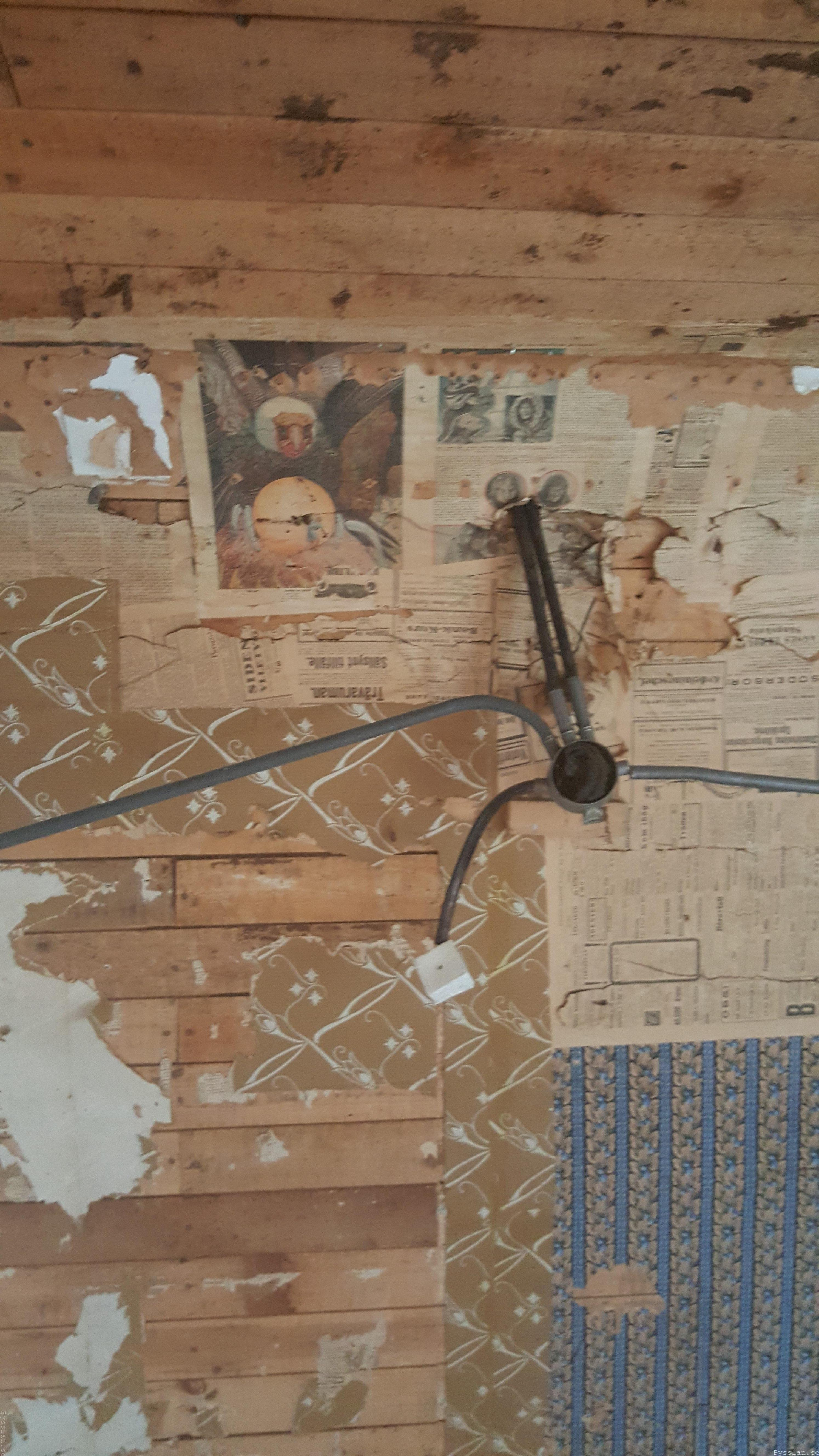 inbyggd el dosa stora sovrummet 20-talsdröm 20-talshus renovering pysslan blogg